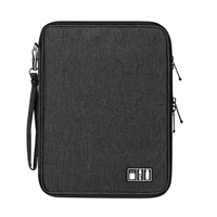 BUBM Every Day Carry Cord Electronic Tech Accessories Travel Organizer Cable Organiser Bag