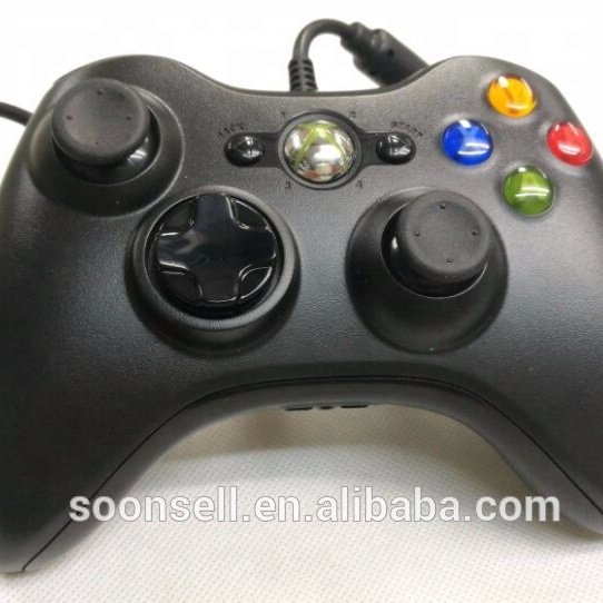 60pcs/Lot Free shipping by DHLFor <strong>XBOX</strong> <strong>360</strong> Wired <strong>Controller</strong> (Original and refurbished)