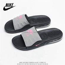 Оригинальная Повседневная пляжная обувь из мягкой кожи Nike Tanjun; Тапочки для мужчин и женщин; Размеры 36-45()