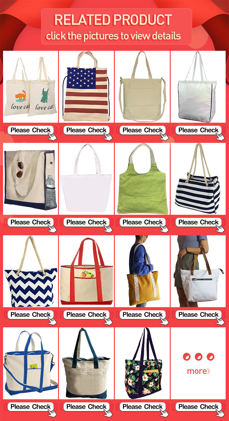 Custom Personalized Roomy Zippered 600d Poly Cotton Canvas Tote Bags With Padded Shoulder Straps