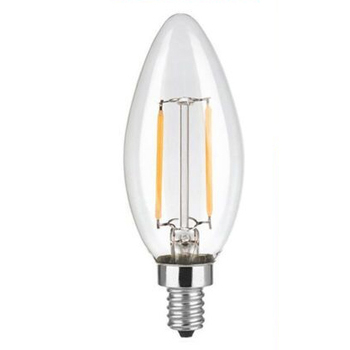 360 Grad Beam Angle C35 E14 2W Filament Candle Bulb Retro Bright Edison Bulbs