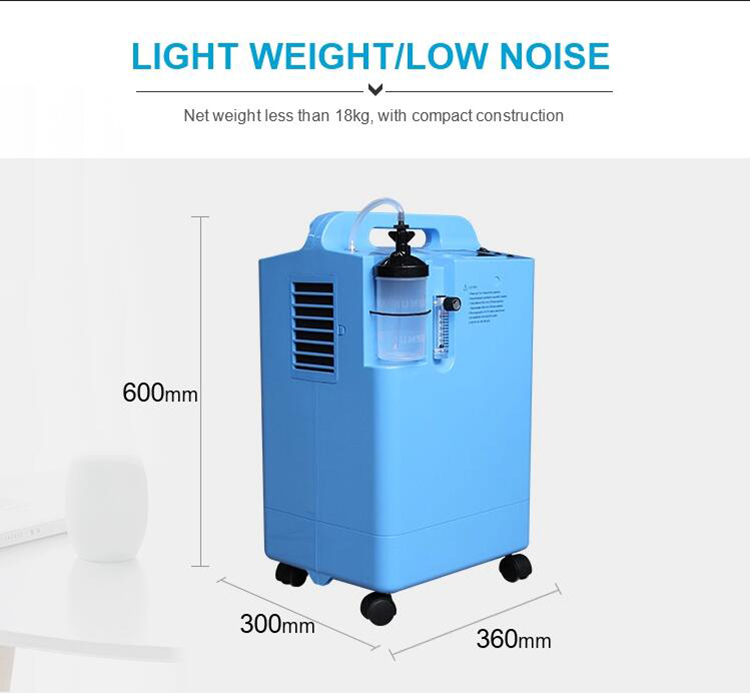 Best Sale Medical 5 Liters Oxygen Concentrator - KingCare | KingCare.net