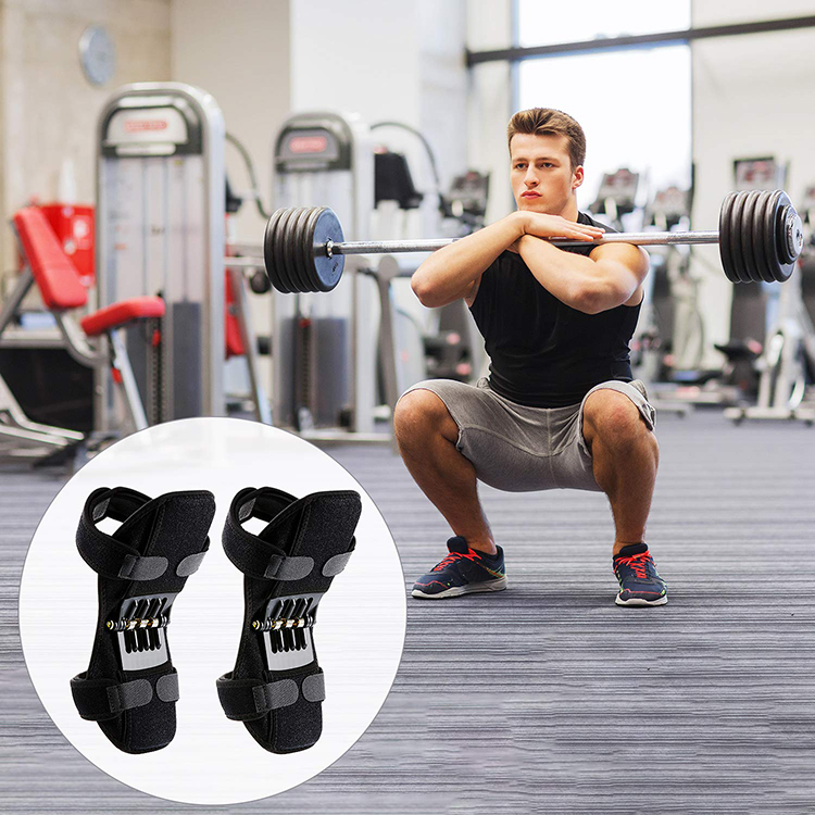 Produsen Knee Stabilizer Pad Joint Support Lutut Bantalan Breathable