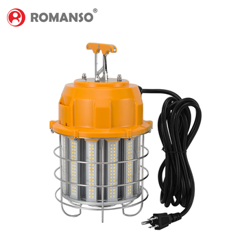 New Products DLC Listed Portable 60W 100W 150W Temporary Led Work Light
