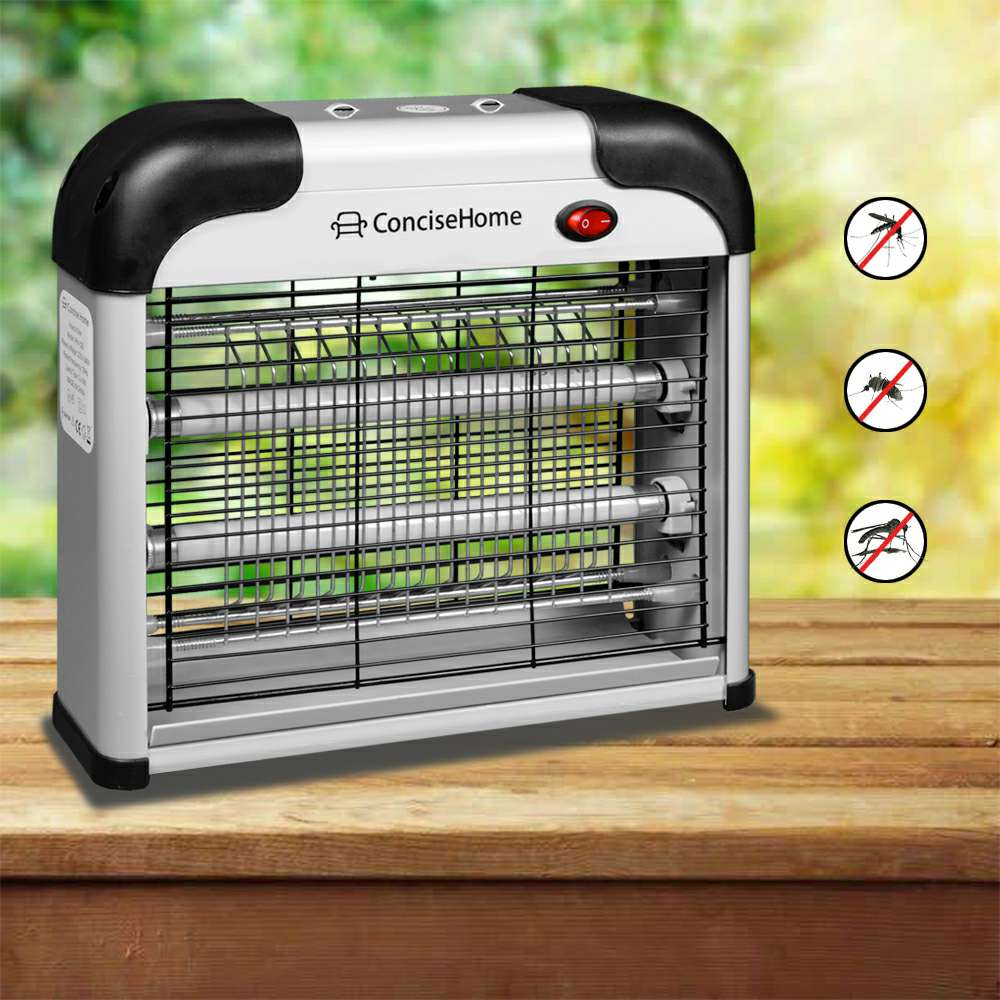 12W Commercial Zapper Made For Home Restaurant Hotel Insect Killer UV Light Attract Zap Flying Insects Mosquito Killer