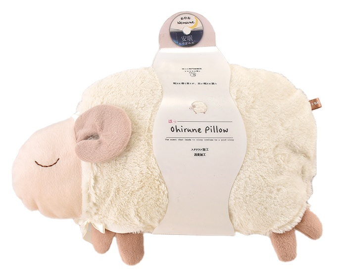 High Quality Material Soft Smooth Cute Plush Pillow For Sale
