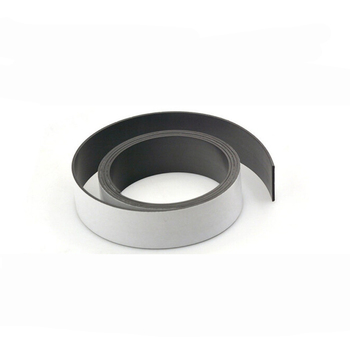 High quality flexible rubber magnet magnetic tape for home use