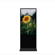 49 55 zoll touch screen lcd digital signage display werbung display