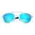 Strong metal frame polarized lens sunglasses metal sun glasses wholesale no MOQ