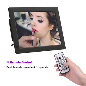 OEM & ODM gif voice recording digital photo frame with good quality