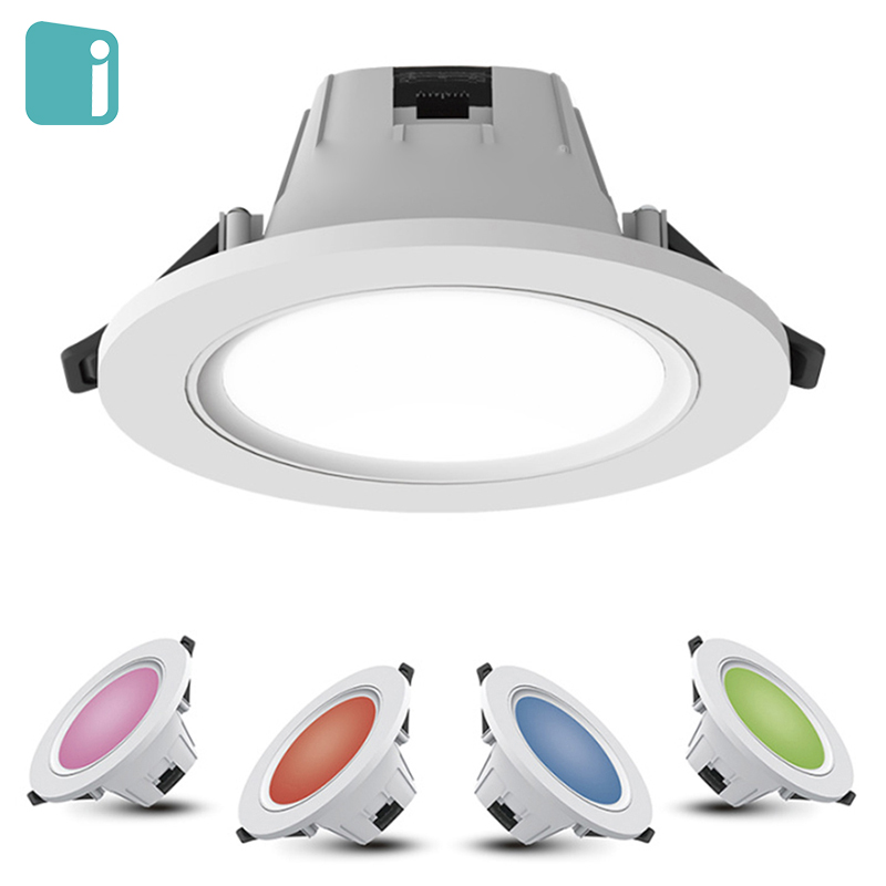 Best quality led downlights recessed 5W 7W led downlight