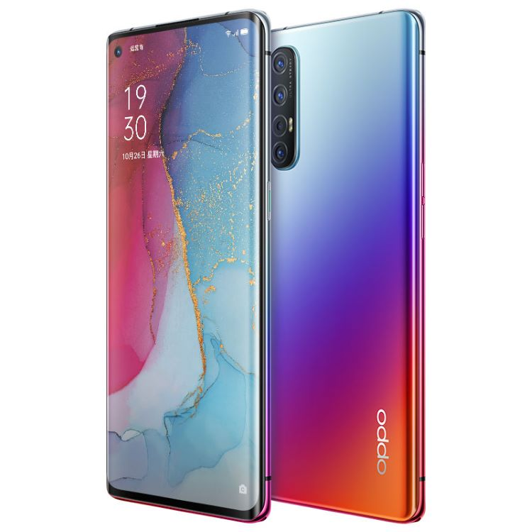 "New Original for oppo Reno 3 Pro 5G SmartPhone 6.5"" Snapdragon 765G Octa Core 12G RAM 256G ROM 5 Cameras VOOC Screen Fingerprint"