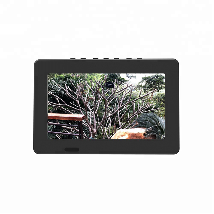 India Digitale Atsc Tv Lcd Tft Lcd Car Monitor Tv