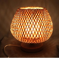 Bamboo Desk Lamps/Table Lamps/Bamboo Lamp Fixtures (+84587176063 whatsapp)