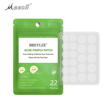 BREYLEE 2019 ใหม่ Skin Care Hydrocolloid Teatree Treatment Acne Removal Plaster Master สิว Patch