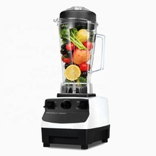 BPA Gratis 3HP 2200W Zware Commerciële Grade <span class=keywords><strong>Blender</strong></span> Mixer Juicer High Power Keukenmachine Ijs Smoothie Bar Fruit <span class=keywords><strong>blender</strong></span>
