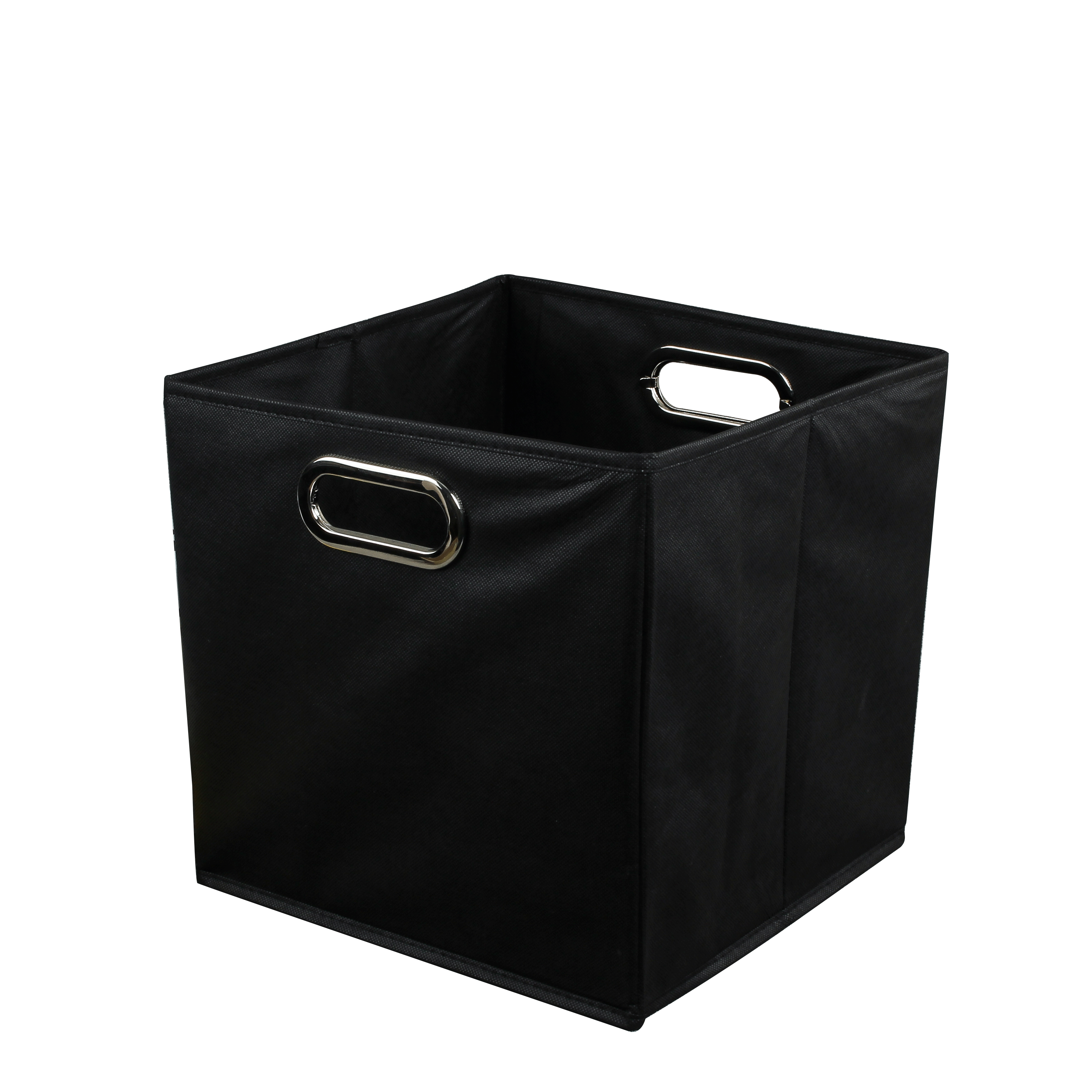 Factory customized large waterproof foldable oxford fabric cover cloth storage box with cardboard