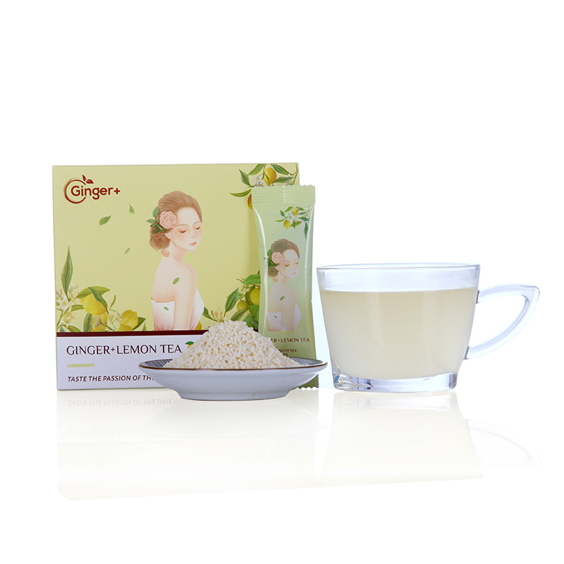 Ginger brown sugar tea instant ginger honey lemon drink ginger tea bag - 4uTea | 4uTea.com