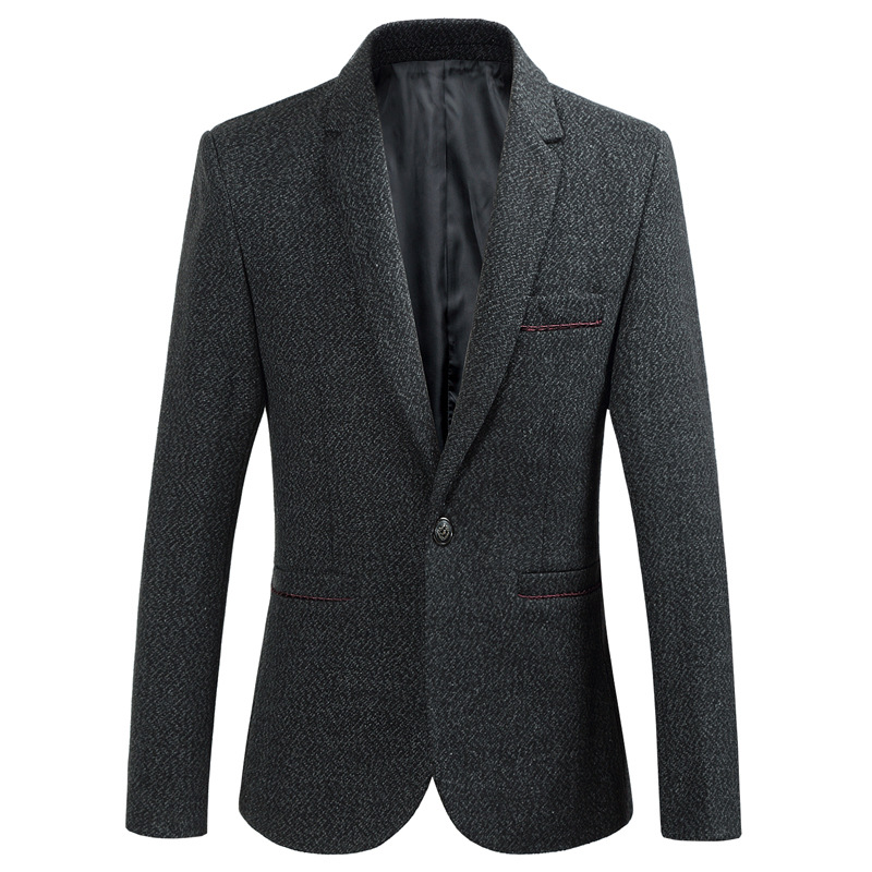 New design uniform wholesale lightweight custom trendy slim fit men suit With High Quality