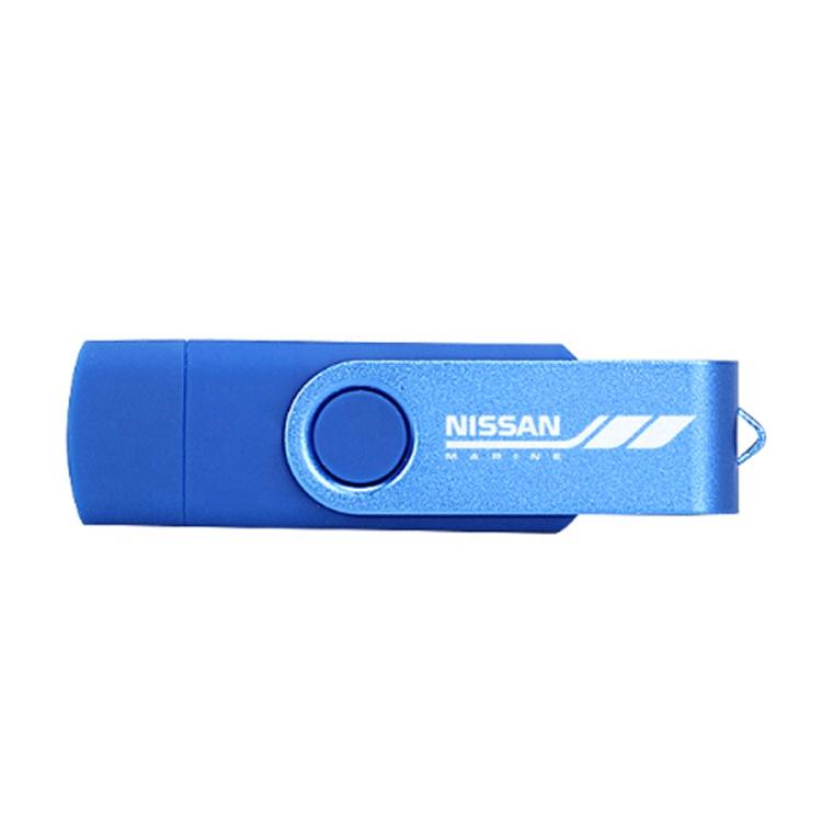 Classic Swivel USB Flash Drive Promotional Gift Micro USB Stick 4gb 8gb 16gb Pen Drive - USBSKY | USBSKY.NET