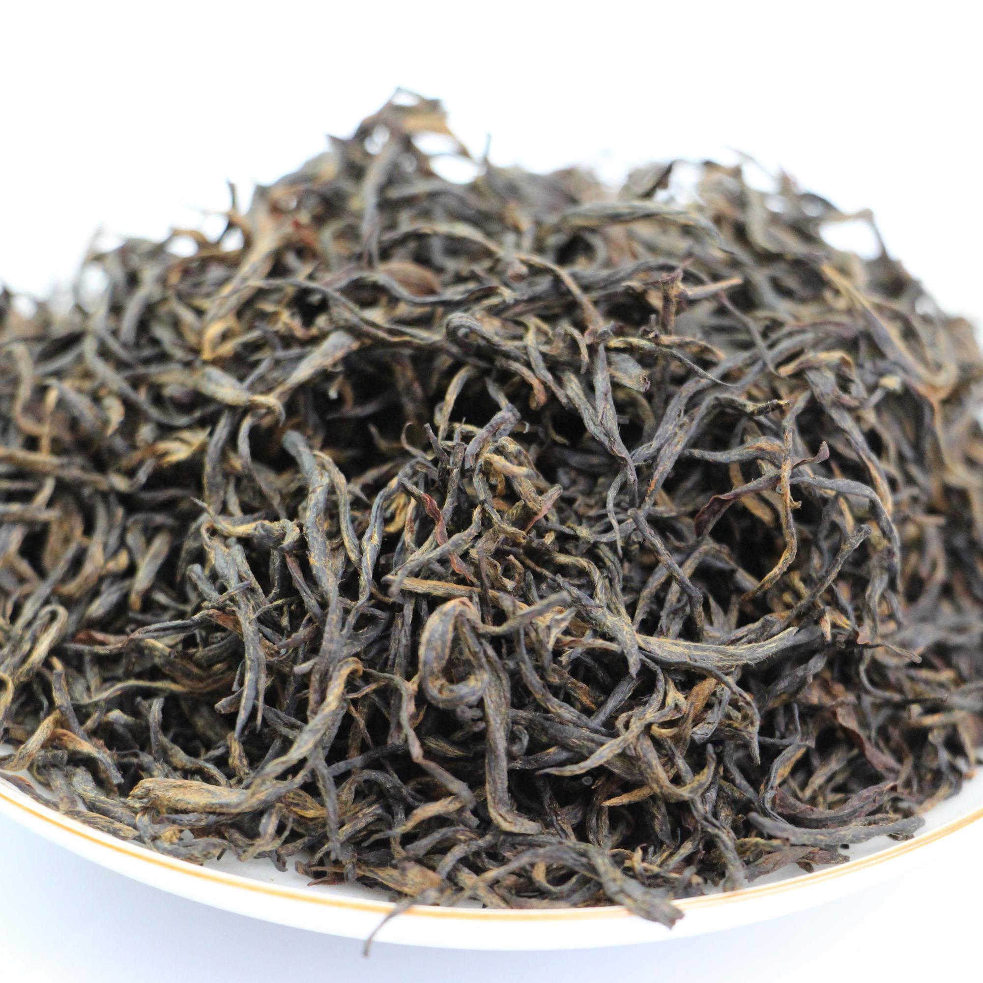 5A-Chinese organic black tea Selected pre Ming sprout tea - 4uTea   4uTea.com