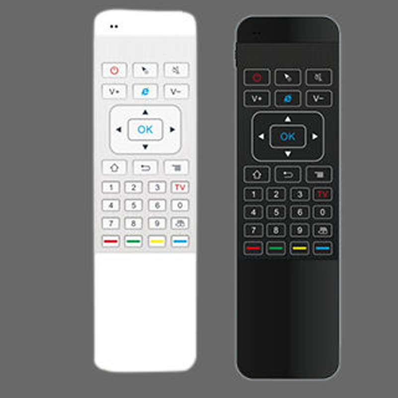 ODM OEM Best Quality Universal 2.4g Keyboard Master TV Air Mouse Remote Control Android TV BOX