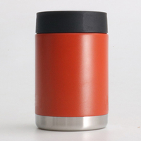 Certified high quality drinking tumbler cancooler stainless steel with private label