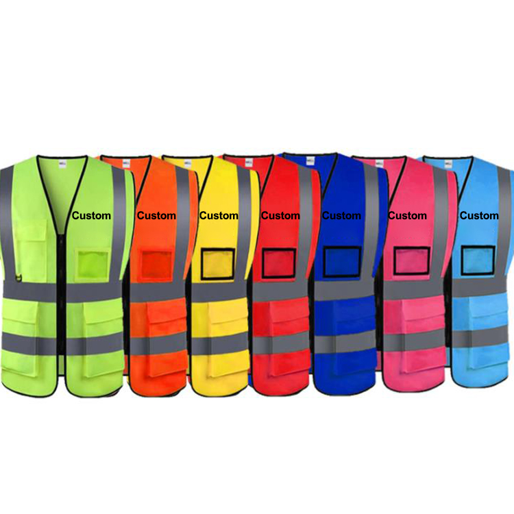 High reflective work clothes wholesale reflective <strong>vests</strong> mesh <strong>orange</strong> safety <strong>vest</strong>