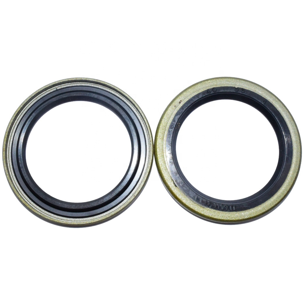 Excavator Machinery bucket spindle rubber Oil Seal 45*55*4 VB type NBR rubber