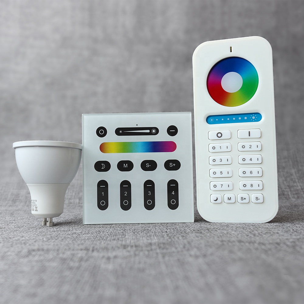remote control 16million color rgb mr16 <strong>e27</strong> <strong>gu10</strong> 5w led wifi light bulb <strong>adapter</strong>, rgb+cct led spotlight <strong>gu10</strong> smart lights