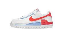 Оригинальный Nike Air Force 1 Shadow низкая женская обувь для скейтбординга удобные спортивные кроссовки CK3172-002()