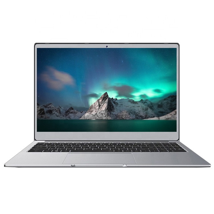 "2020 Noiseless 15.6"" Super thin metal Notebook Laptops Core i7 8GB 16GB with Backlit Keypad for family office travel"