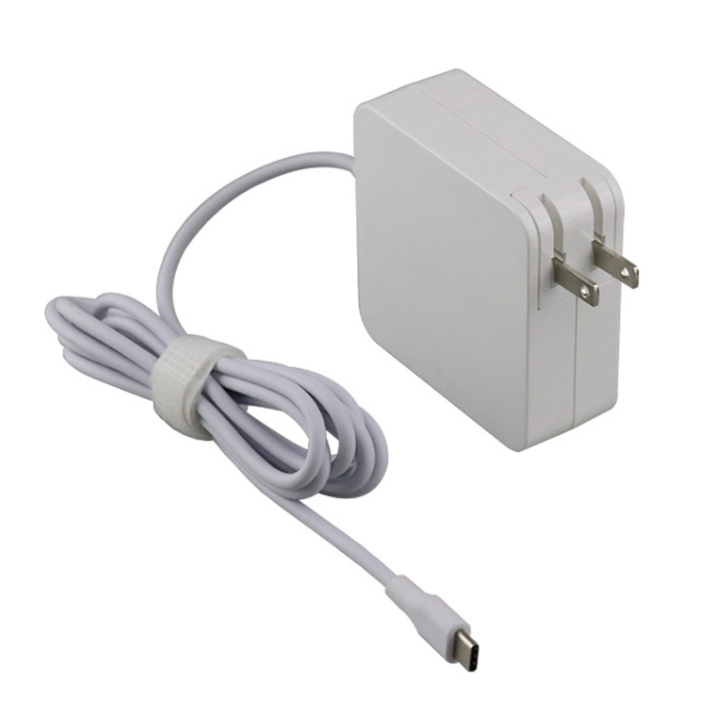 Grosir L Tip T Tip 45W 60W 85W Power Adaptor untuk Apple MacBook Air Charger 45W charger Laptop 61 W 87 W USB-C Tipe-C Charger