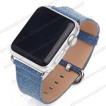 Блестящий кожаный ремешок для Apple Watch 5 4 40 мм 44 мм серия 5 4 ремешок 42 мм 38 мм браслет для iWatch 4 3 2 1 браслет(Китай)