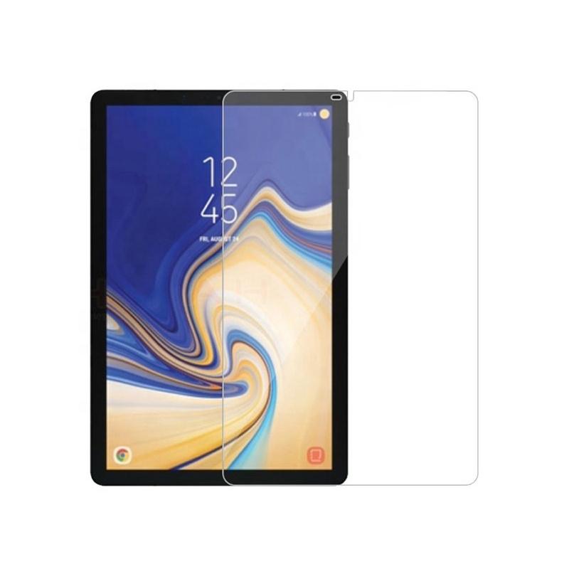9H anti-scratch bubble Tablet protetor de tela de vidro temperado para Samsung TAB S6 T860 T865 S5E T720 t725