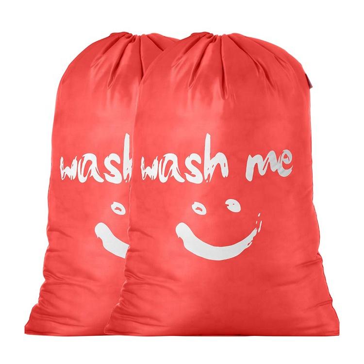 AFTBYSB390 Extra Large Capacity Bathroom Dirty Cloth Laundry Bag Basket for Travel