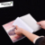 A4 size Inkjet Pirntable glossy white photo paper self adhesive sticker paper