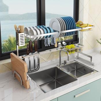 Adjustable Kitchen Dish Racks Over Sink Storage Holder Dish Cloths Racks Display Stand Tidy Set Shelf Buy Sink Sponge Storage Rack Kitchen Rack Sink Dish Kitchen Sink Dish Drainer Drying Rack Product On