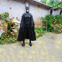 Life-size fiberglass movie Batman statues for sales