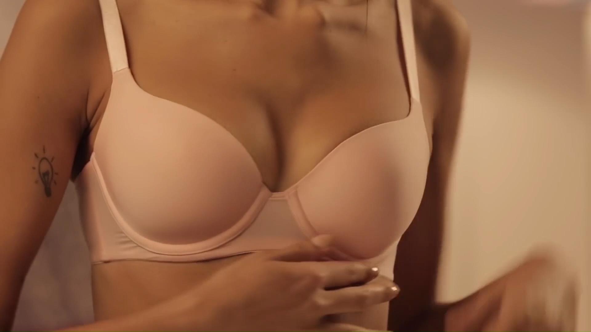 Jinshengxuan女性のブラジャーとパンツbhインド女の子ブラジャーパンティ空気ブラセット下着ropaインテリア · デ · mujerジム透明