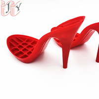 ABS heels for fashion shoes High heel custom made OEM