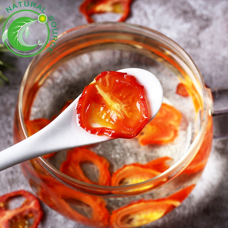 Hot Sale Chinese Fruit Tea 100% Natural Dried Cherry Tomato Slices Tea In Bulk - 4uTea | 4uTea.com
