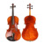 Tide Music hot selling Intermediate grade 15inch flamed maple wood viola