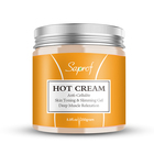 Herbal Cellulite Loss Weight Fat Burning Deep Muscle Relaxation Hot Cream Slimming Body Cream