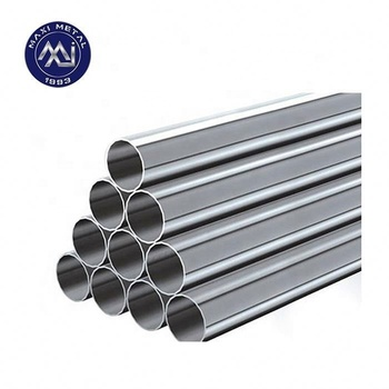 ASTM 201 409 2 Inch Round Welded Stainless Steel Pipe Sizes