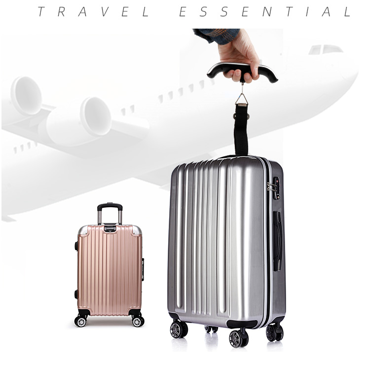 New Design 50kg Big Capacity Digital  Luggage Weighing Scale For Travel Amazon