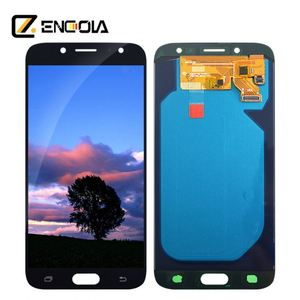 Factory Directly Sell Brightness Control Oled Lcd Tela For Samsung J7 Pro Pantalla De J7pro screen