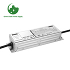 LPV-100W LED constant voltage waterproof switching power supply 12V/24V with CE ROHS KC approved
