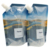 Softener packaging laundry liquid packaging stand up plastic spout bag