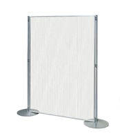Commercial Furniture Strong Free Standing Combinable Office Screen Partition Room Divider
